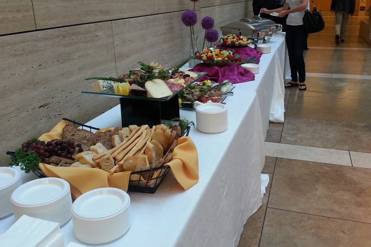 Corporate buffet