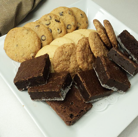 desserts for corporate events