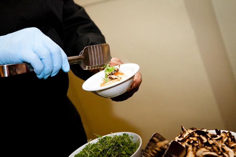 high-quality cuisine
