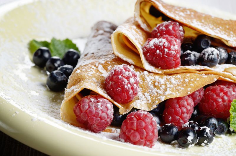As Breakfast Foods Go Crepes Are One Of The Most Versatile Yet Under Celebrated Delicacies Out There They Typically Come In Sweet Fruits