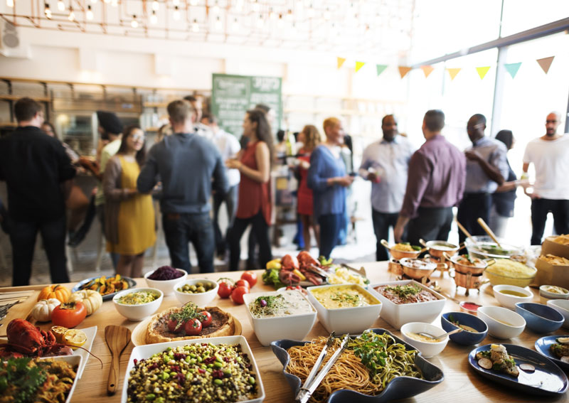 The Benefits of Corporate Lunch Catering in the San Francisco Bay Area