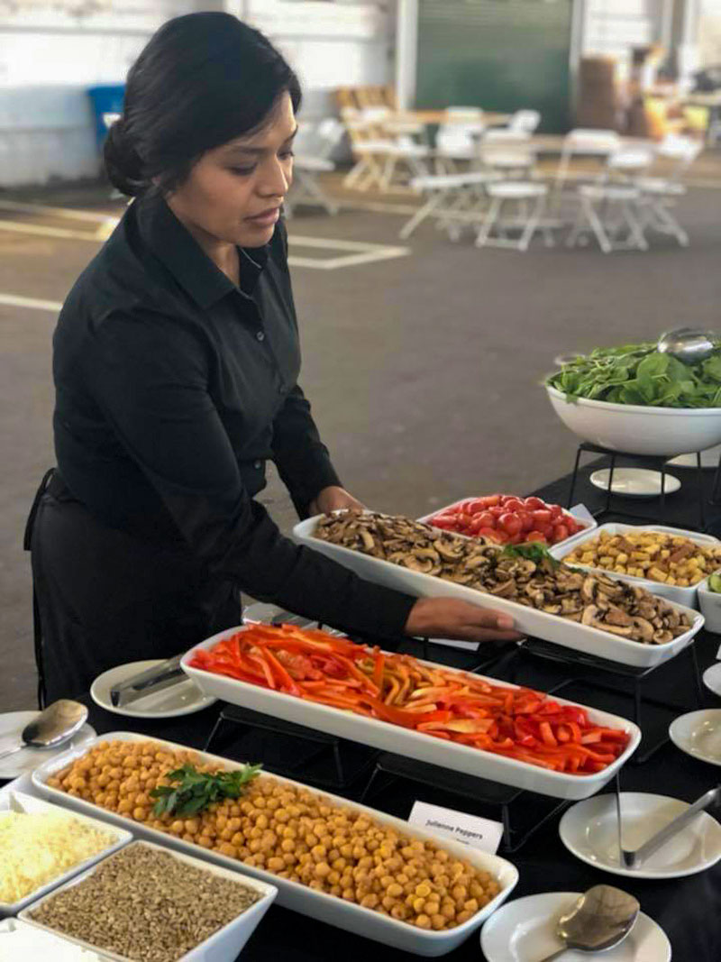 Full-Service Events with Above and Beyond Catering