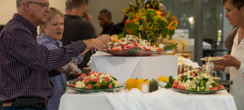 Above & Beyond Catering's Most Frequently Asked Questions