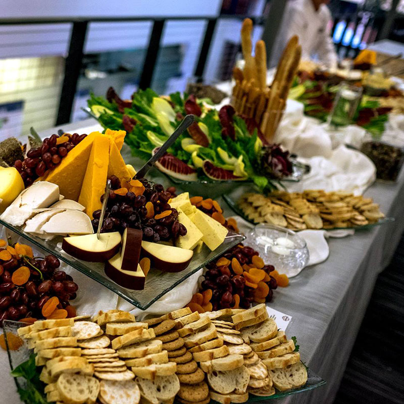 Fun Food Stations and Appetizers