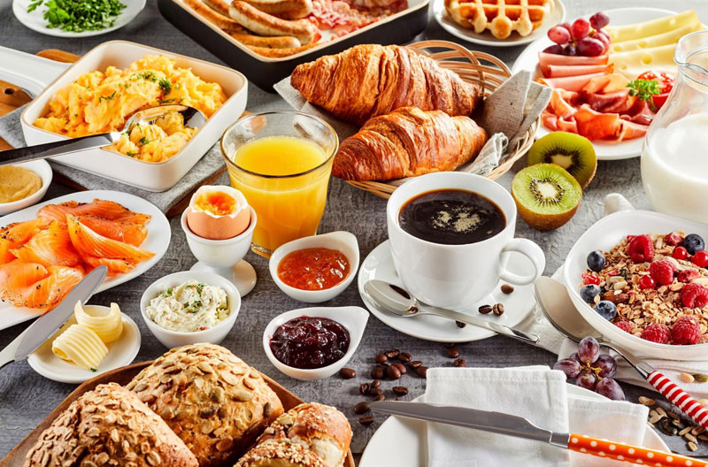 San Francisco Breakfast Catering to Perk Up Your Morning
