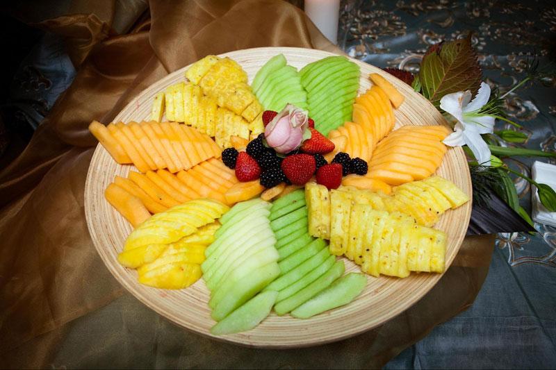 Fresh Seasonal Fruit Platter